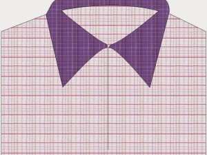 How to Bind a Modest Polo Placket