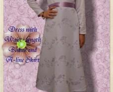 Elegant Simple Dress