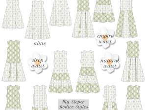 My Sloper Pattern Gallery