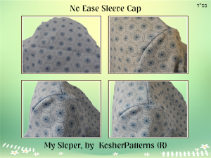 How to Design the No-ease Sleeve Cap