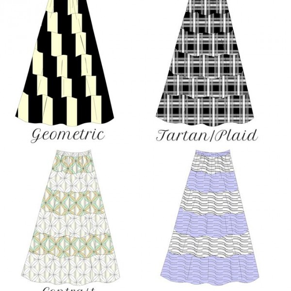 6-Tiered Skirts 1