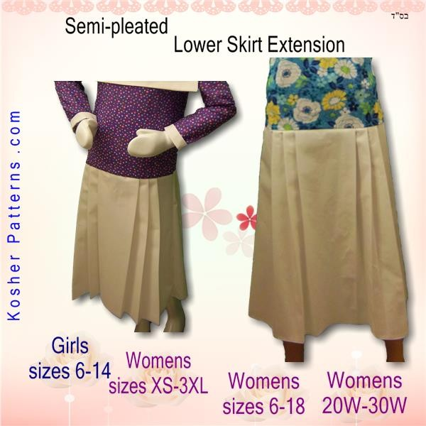 Lower Skirt Extension 3
