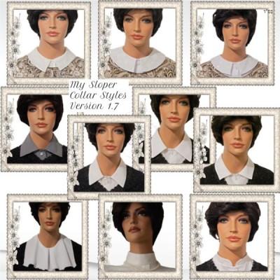 My Sloper Collar Styles 1.71