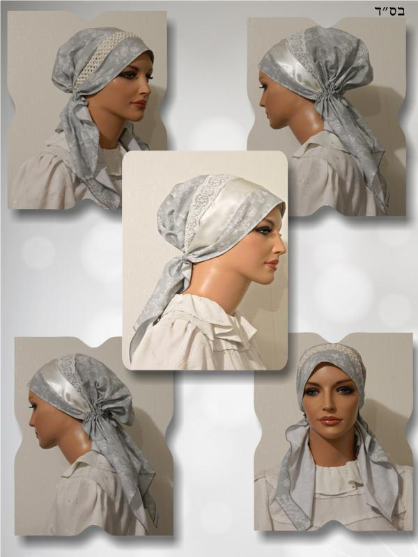 Pretied Head Scarf Sewing Pattern