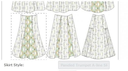 paneled-trumpet-aline-skirt