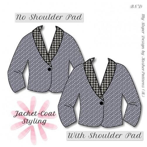 Shoulder Pad or No Shoulder Pad?