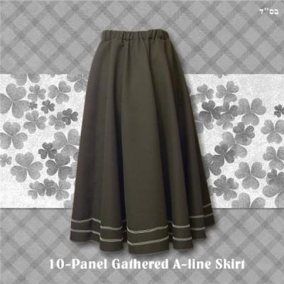 10-Panel Aline Skirt 01