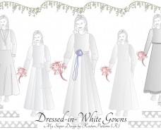 Tznius Wedding Gowns