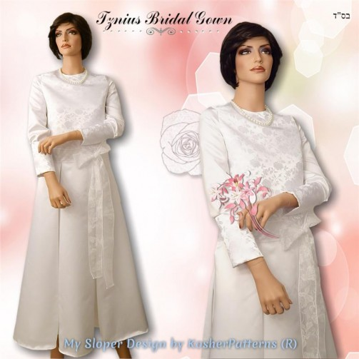 Tznius Formal Dresses
