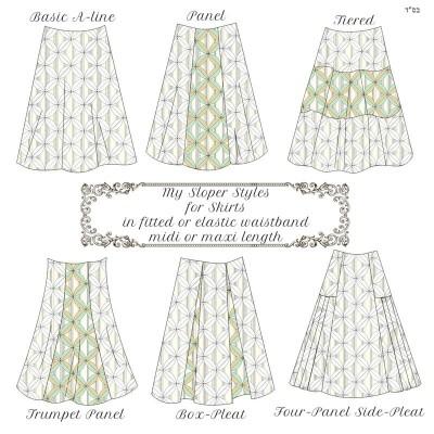 MySloper Skirt 191