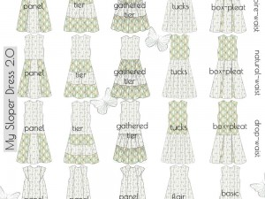 My Sloper Dress 2.0 Released
