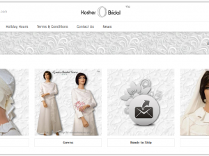 Introducing KosherBridal.com