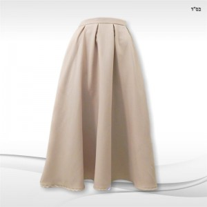 Matching Skirt with Tucks