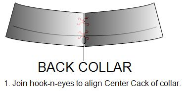 Align Back Collar