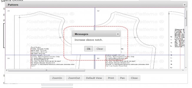 My Sloper Blouse 2.0 Screen 04