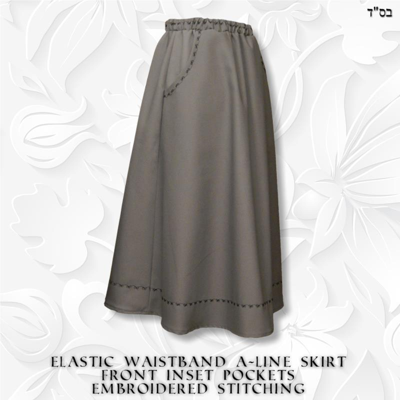 modest skirts pattern software