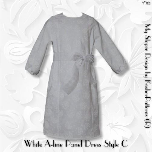 modest tznius tzniut dress