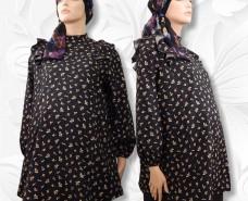 Maternity Dress Style Aline 2C