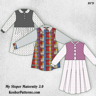 modest maternity patterns
