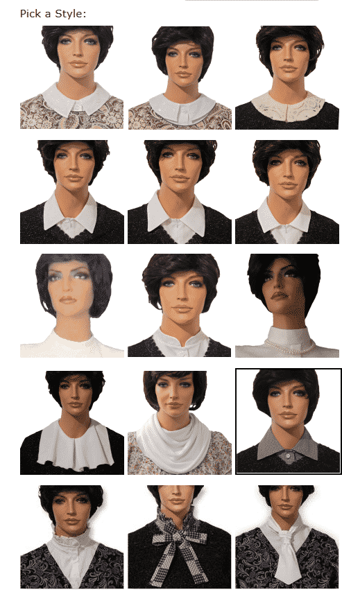 15 Collar Styles