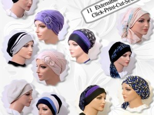 My Sloper Headwear PDF Tutorial