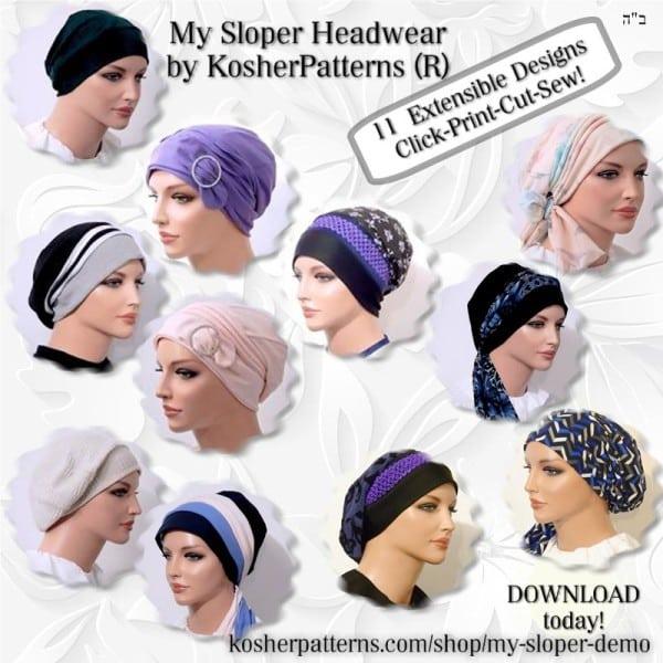My Sloper Headwear 2.1