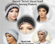 head scarf sewing pattern