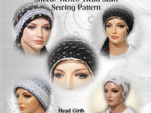 New Head Scarf Sewing Pattern