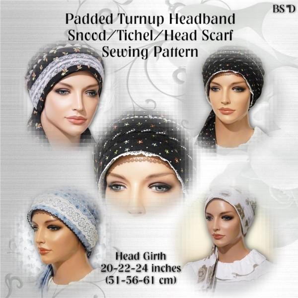 head scarf sewing pattern